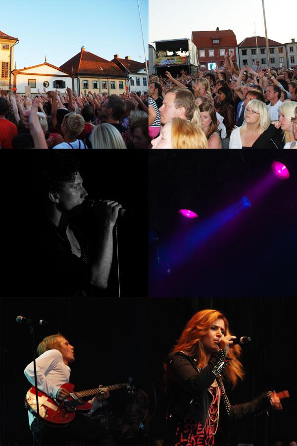 Rix FM festival 2009