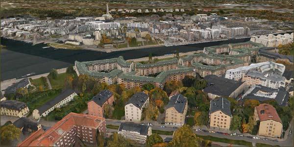 hitta karta stockholm Hitta.se 3D   Karta över Stockholm | jenst.se hitta karta stockholm